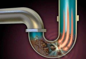 Limpiar tuberías de fontaneros en Rivas